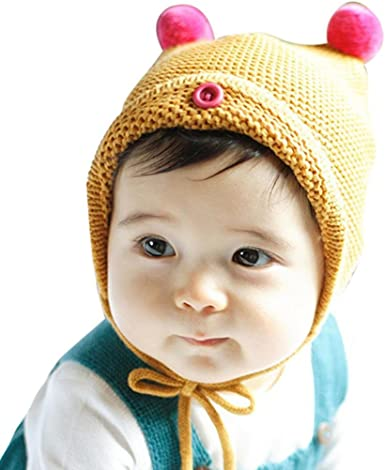 Gorras para bebé, Bluetercool Linda Niño Niña bebé capsuló ...