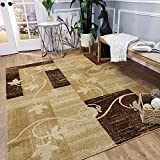 Cheap Maxy Home Pasha Floral Boxes Multicolor 5 ft. 3 in. x 6 ft. 11 in Area Rug