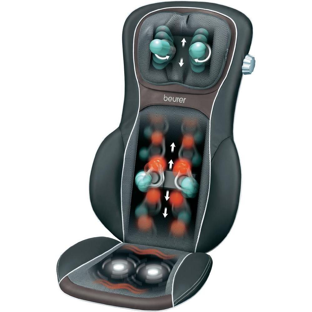 Amazon.com: Mg 200 Negro Shiatsu sitzauflage – massagegerät ...