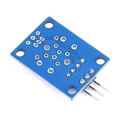 Módulo De Sensor De Temperatura Digital Compatible Humedad DHT11 Arduino: Amazon.es: Hogar
