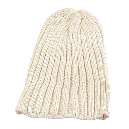 gespout autunno e inverno maglia uncinetto cappello da uomo cappelli a maglia  cappelli Tenere al caldo 59ea38b05e68