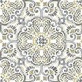 FloorPops FP2947 Antico Peel & Stick Floor Tile, Multi-Color