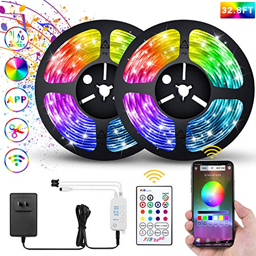 Led Strip Lights Bluetooth