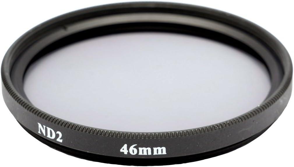 Gadget Career 46mm Neutral Density ND2 Filter for Panasonic Lumix G 20mm F1.7 II ASPH 20mm F1.7 ASPH