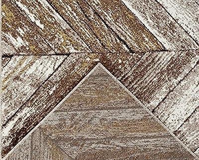 6057 Beige Trellis Area Rug Modern Carpet Large New