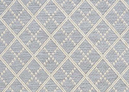 - Oval 9'x12' Sea Bright Sea Mist Custom Cut Economy Indoor Outdoor Carpet Patio Area Rugs