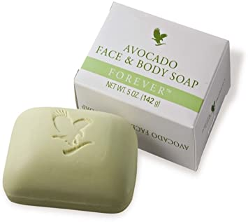 Avocado Face & Body Soap