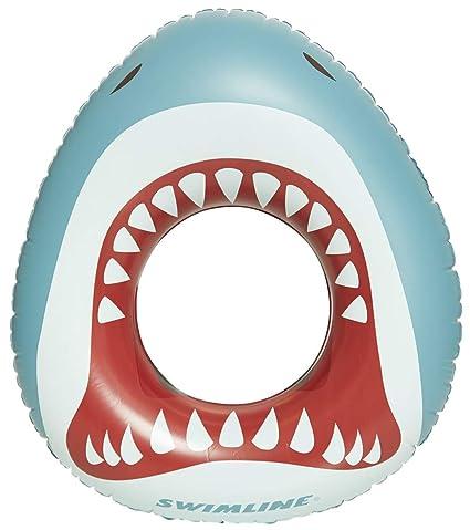 Amazon.com: Swimline 90204 - Anillo de natación hinchable ...