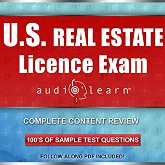 Amazon com: US Real Estate License Exam AudioLearn: Complete