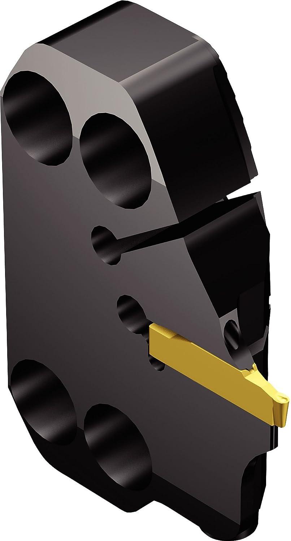 Sandvik Coromant SL70-L123R65A-HP Steel CoroCut 41641 Head for Grooving Holder 2.56 Maximum Depth of Cut