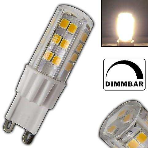 G9 LED Leuchtmittel 5 Watt 51SMD Dimmbar Keramik Warmweiß(für Dimmer  Geeignet) 220/ Photo Gallery