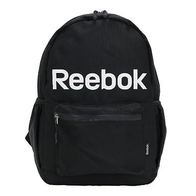 66e9589d15 Amazon   (リーボック)Reebok 公式 DAY PACK -BLACK- arb-1001 FREE   タウンリュック・ビジネスリュック