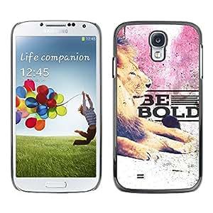 SKCASE Center / Funda Carcasa - Motivación Lion King Africa;;;;;;;; - Samsung Galaxy S4