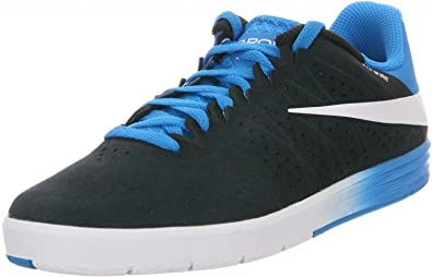 Nike Paul Rodriguez CTD SB 654863-014 Black-White Trainers (UK11, Black