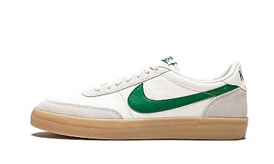06a9b325574 Amazon.com | Nike Killshot 2 Leather (SAIL/Lucid Green-Gum Yellow ...