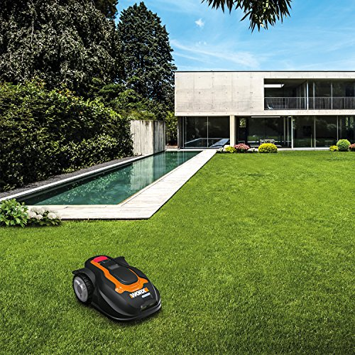 WORX WG794 28-volt Landroid Robotic Lawn Mower