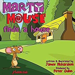 Marty Mouse Finds a House