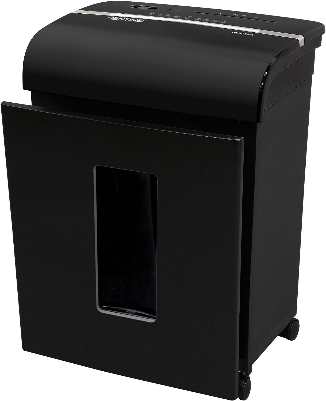 Sentinel FM140P on Guard 14-Sheet Microcut Paper/CD/Credit Card Shredder