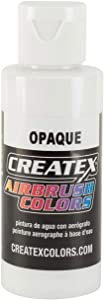 Createx Opaque Airbrush Color, White, 2 oz