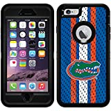 University Of Florida - Jersey design on Black OtterBox Defender Series Case for iPhone 6 Plus and iPhone 6s Plus