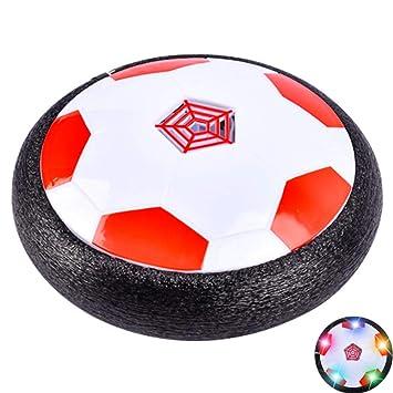 szlsl88 Eléctrico Hover Balón Fútbol Hover Fútbol, Interior ...