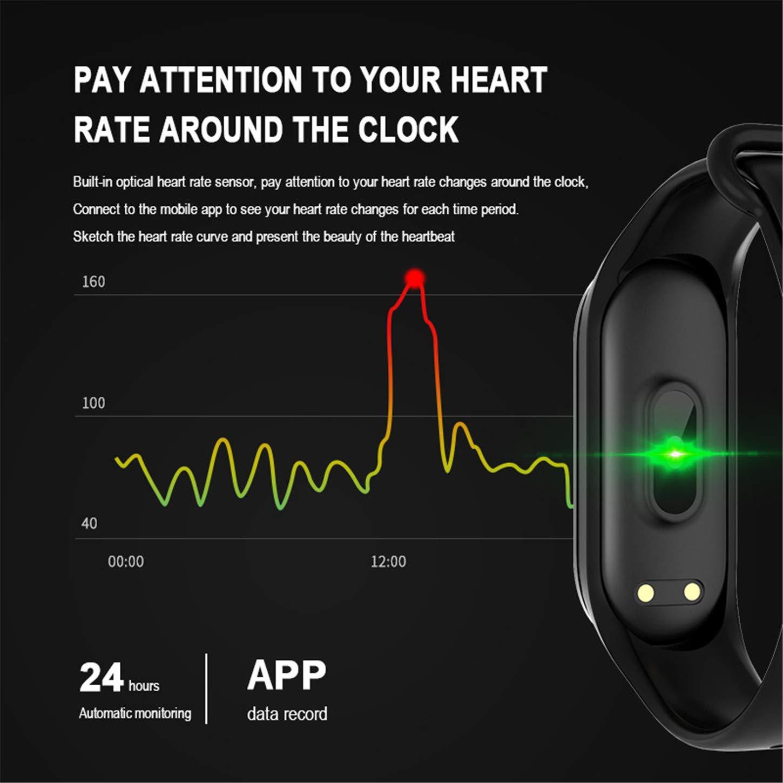 Wide.ling 2019 - Pulsera Inteligente con Monitor de frecuencia ...