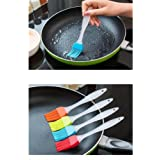 4x Silicone BBQ Brush FunFunman Baking Bread Cook Pastry Oil Cream Basting Tools
