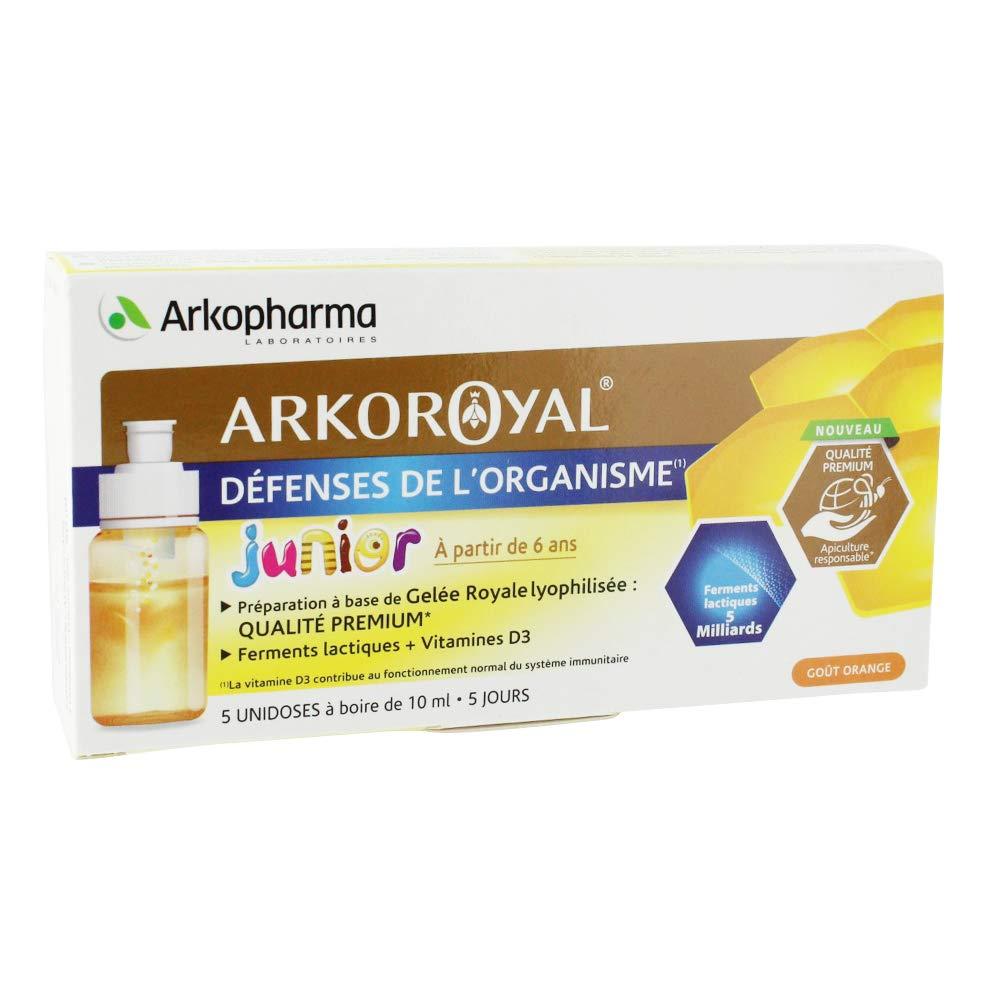 Jalea real real + láctico + vitamina D3 niños Arkopharma Arko ...