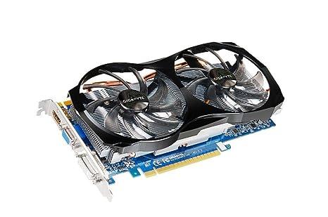 Gigabyte GTX550 TI Tarjeta Gráfica Pci-E Nvidia Windforce ...