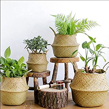 Amazon Com Best Quality Flower Pots Planters Home Garden