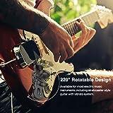 LEKATO 5.8 Ghz Wireless Guitar System Wireless