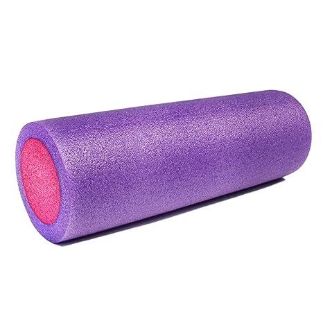 MFHSB Rodillo de Yoga, Rodillo de Yoga Espuma Pilates ...
