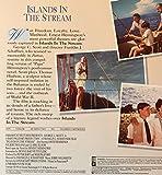 Islands in the Stream Widescreen Laserdisc LV 8782