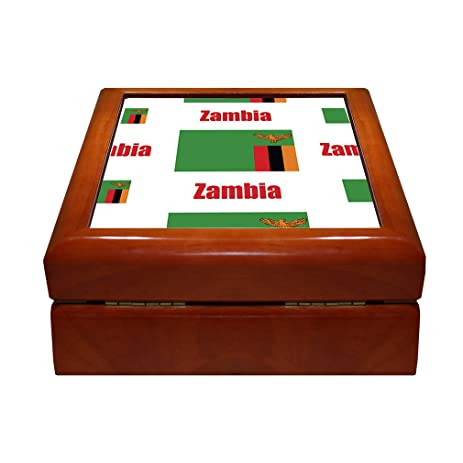 Amazon.com: Zambia Country Flag 4\