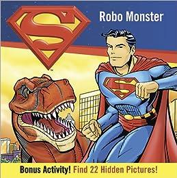 Superman Robo Monster (Superman)