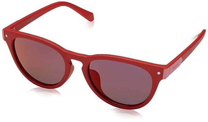 7e34c2fc272f4 Amazon.com  Polaroid Sunglasses Girls  Pld8026fs Polarized Oval ...