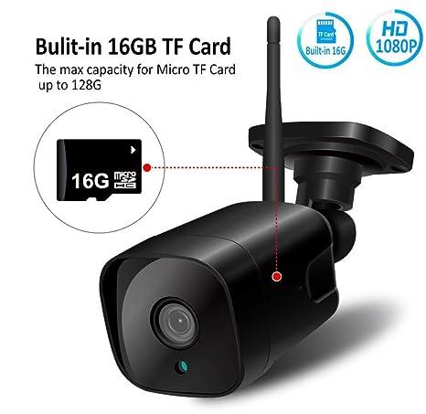 Amazon.com: Z-DYQ (1080P Home Security Camera, Outdoor IP ...