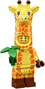 The LEGO Movie 2 Collectible MiniFigure - Giraffe Guy (Sealed Pack)