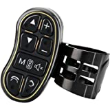 Universal DVD GPS Player Phone Steering wheel control Key with audio volume bluetooth switch control button
