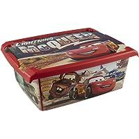keeeper Caja de Almacenaje con Tapa Cars, 39