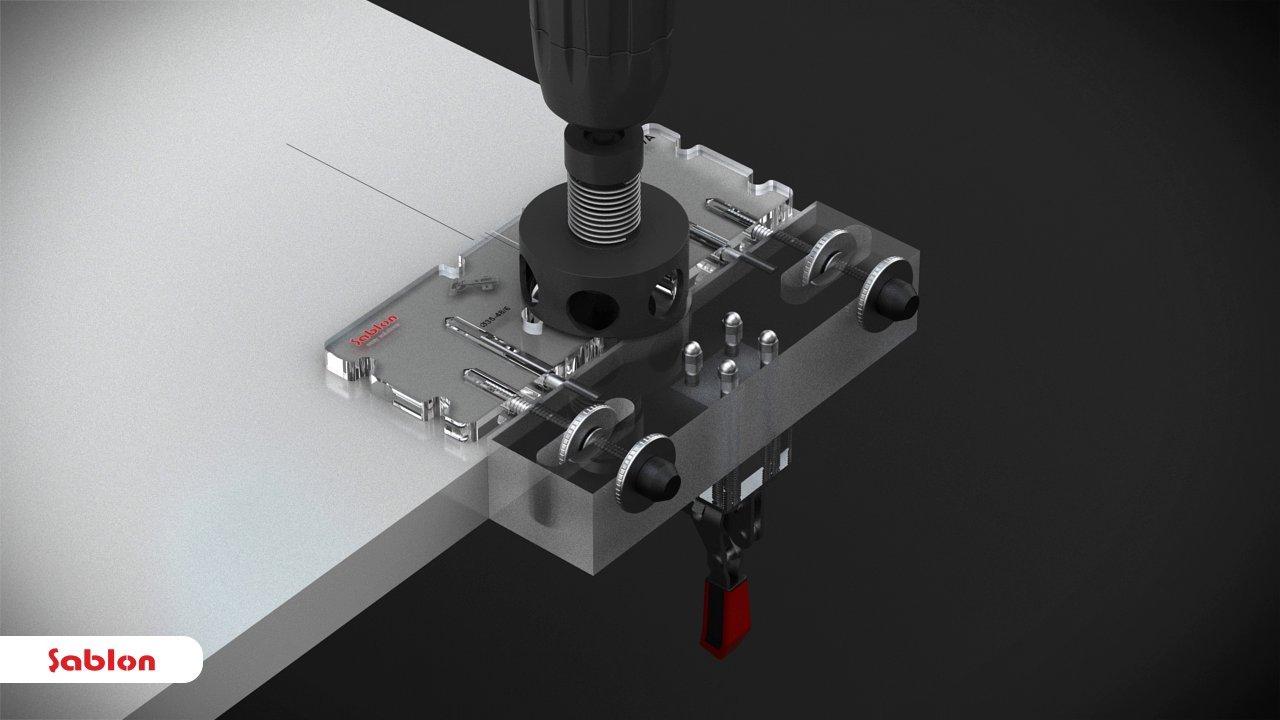 Beste Bosch Scharnierschablone Galerie - Beispielzusammenfassung ...