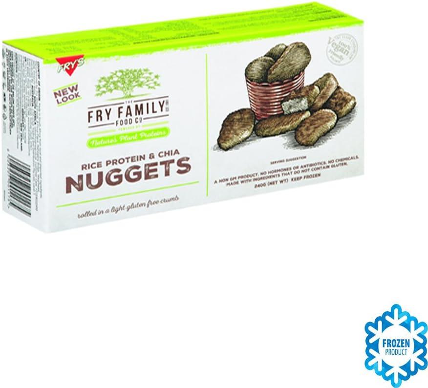 Frys Family NUGGETS (CHIA NUGGETS) 240GR (Pack de 2 ...