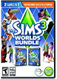 The Sims 3 Worlds Bundle - PC/Mac