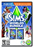 Electronic Arts The Sims 3 Worlds Bundle - Juego (Mac / PC, Simulación, T (Teen), ENG)