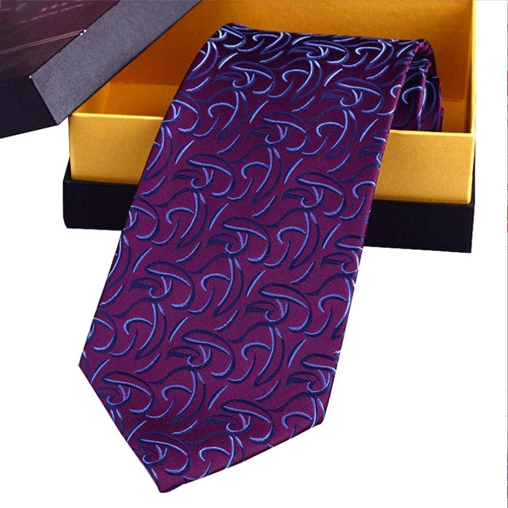 YXN Corbata de Hombre/Novedad para niños Corbatas/Etiqueta de ...