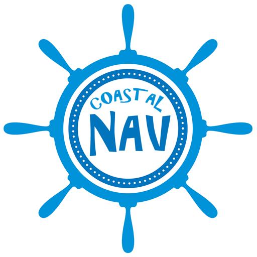 CoastalNav (Best Nautical Chart App)
