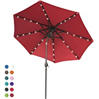 Amazon Best Sellers Best Patio Umbrellas Amp Shade