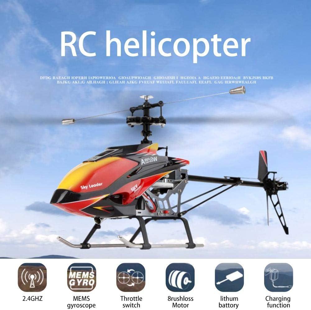 RC - Helicóptero teledirigido WLtoys V913 Aircraft con rotor ...
