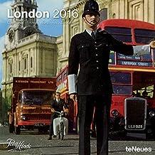2016 London Wall Calendar