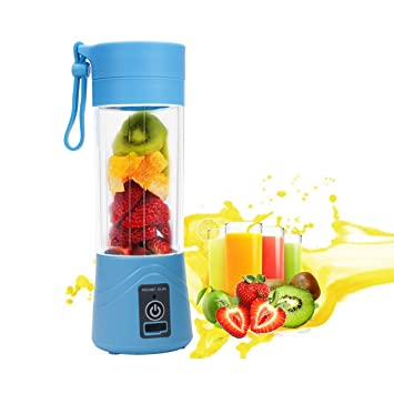 Amazon.com: KALDOREI Portable Blender Mixer, 380ml Magnetic Secure ...